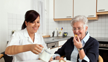 Live Well Home Care Homemaker Services